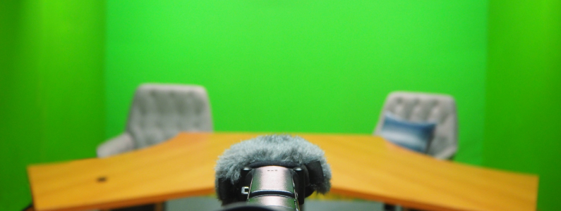ClipCube Media green screen studio