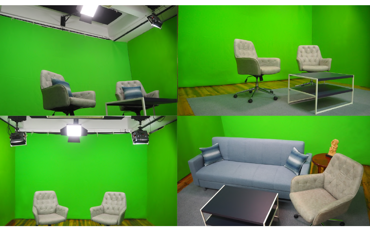 Green Screen Studio 02